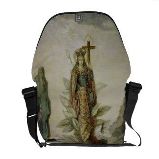 The Mystic Flower Courier Bags