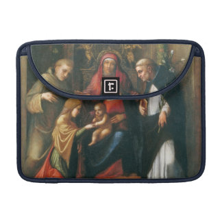 The Mystic Marriage of Saint Catherine Sleeves For MacBook Pro