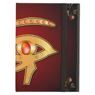 The mystical all seeing eye iPad air covers