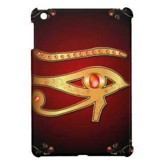 The mystical all seeing eye iPad mini cases