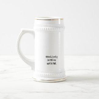 the n00b cup beer steins