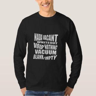 The Nada Tee-Shirt T-Shirt