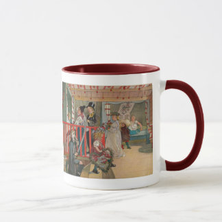 The Name Day by Carl Larsson Mug