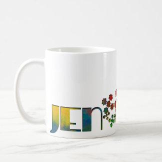 The Name Game - Jen Coffee Mug