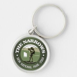 The Narrows Key Ring