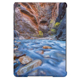 The Narrows Of The Virgin River In Autumn 3 Case For iPad Air