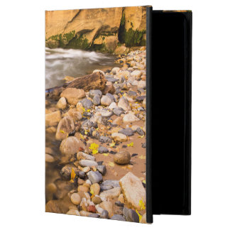 The Narrows Of The Virgin River In Autumn 4 iPad Air Covers