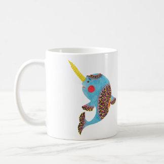 The Narwhal Mug