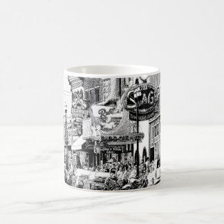 The Nashville Scene -- Coffee Mug
