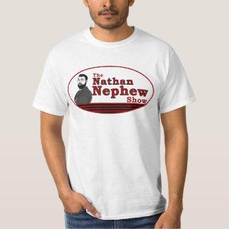 The Nathan Nephew Show Shirt