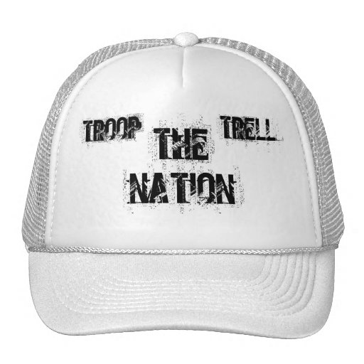 The Nation Trucker Hats