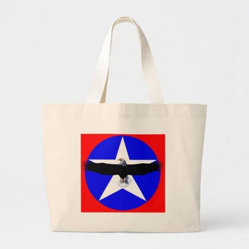 The National bird Canvas Bag