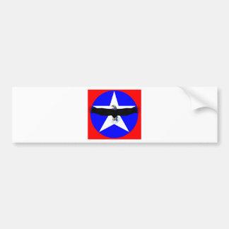 The National bird Bumper Sticker