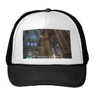 The National Cathedral Trucker Hat