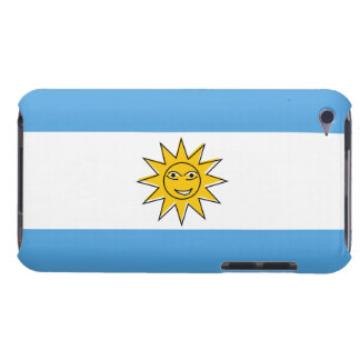 The national flag of Argentina iPod Case-Mate Case