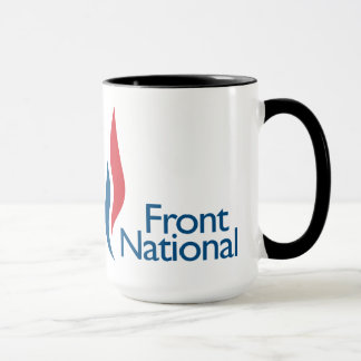 The National Front  : Front National Mug