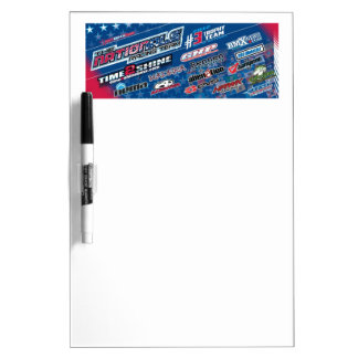 The Nationals Bmx Racing Team Dry Erase Board