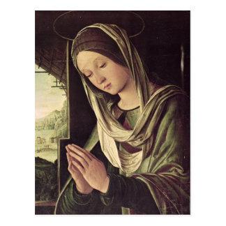 The Nativity, c.1490 Postcard