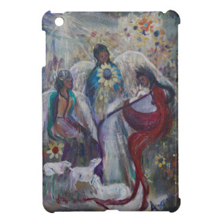 The Nativity of Angels Cover For The iPad Mini