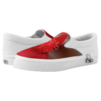 The nature's beauty (FLOWER) Slip On Shoes