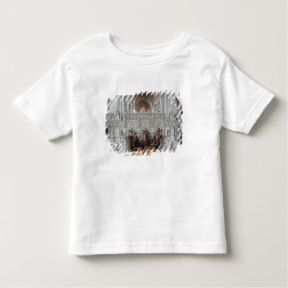 The Nave and Interior of Eglise Toddler T-Shirt