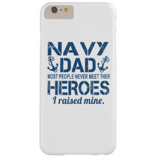 THE NAVY'S DAD BARELY THERE iPhone 6 PLUS CASE