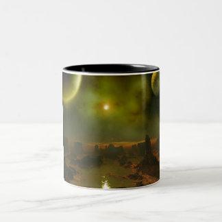 The Nebula Coffee Mugs