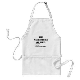 The Necessities Of Life: Standard Apron