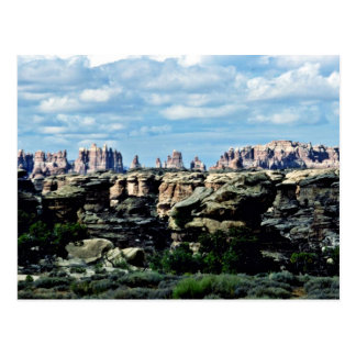 The Needles - Canyonlands National Park Postcard