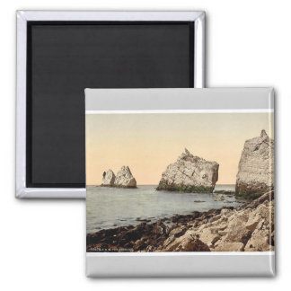 The Needles, I., Isle of Wight, England magnificen Magnet
