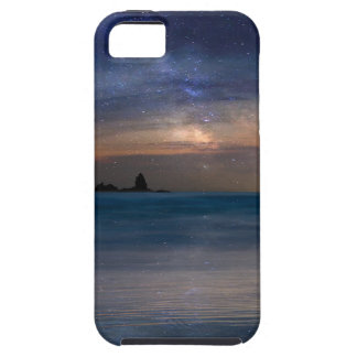 The Needles Rocks Under Starry Night Sky iPhone 5 Cases