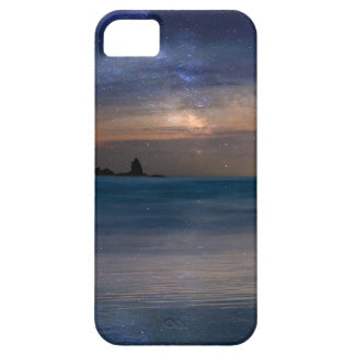 The Needles Rocks Under Starry Night Sky iPhone 5 Covers