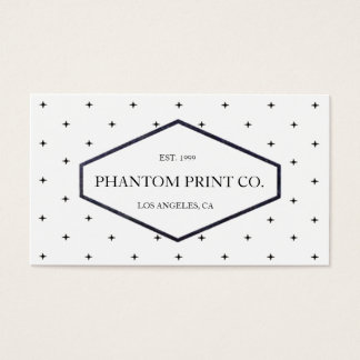 The Neo Vintage   Business Card by PhantomPrinting