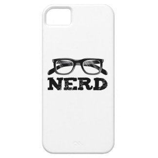 The Nerd or The Nerds iPhone 5 Covers