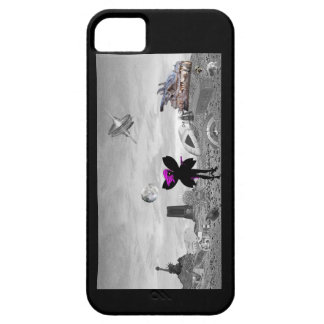 The Nerd Wasteland iPhone 5 Case