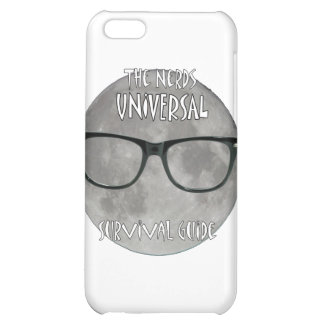 The Nerds Universal Survival Guide iPhone 5C Cover