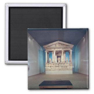 The Nereid Monument, Xanthos, c.390-380 BC Magnet