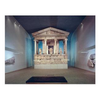 The Nereid Monument, Xanthos, c.390-380 BC Postcard