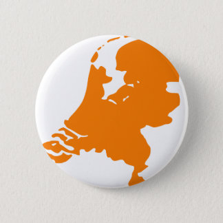 The Netherlands 6 Cm Round Badge