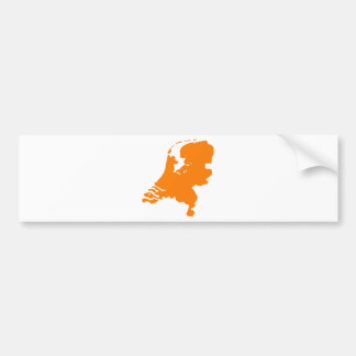 The Netherlands Bumper Sticker
