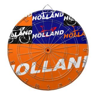 The Netherlands Cycling Dartboard
