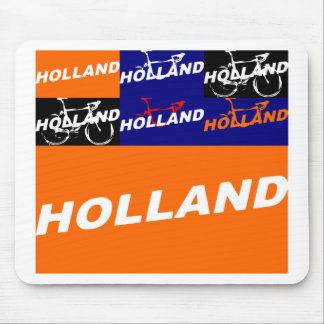 The Netherlands Cycling Mouse Pad