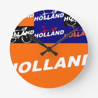 The Netherlands Cycling Round Clock
