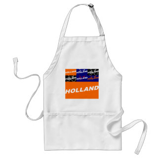 The Netherlands Cycling Standard Apron