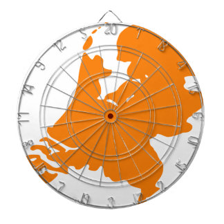 The Netherlands Dartboard