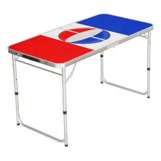 The Netherlands Holland Dutch Flag Beer Pong Table