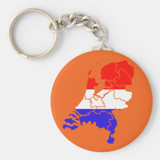 The Netherlands Key Ring