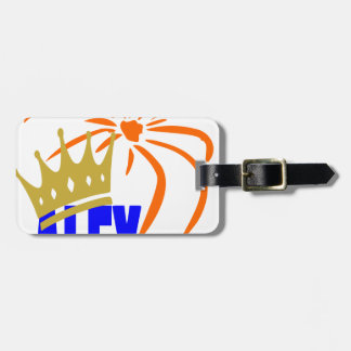 The Netherlands Luggage Tag