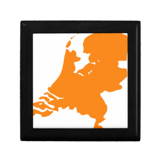 The Netherlands Small Square Gift Box
