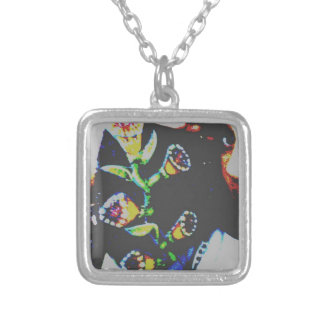 the never ending painted guitar personalized necklace